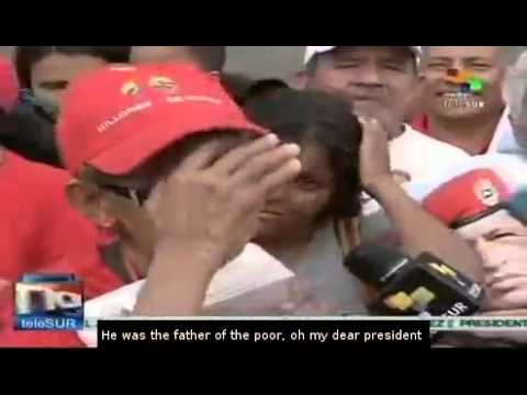 Venezuelans celebrate Hugo Chavez's 59th birthday