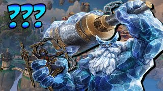 HOW HAS THE META CAME TO THIS? YMIR VS KALI IN GM! - GrandMasters Ranked Duel - SMITE
