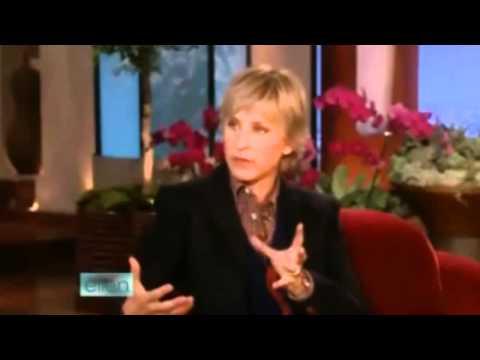 Meg Ryan talking about Daisy on The Ellen DeGeneres show.