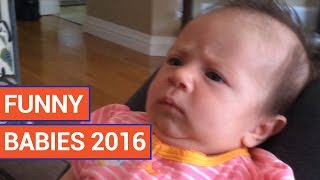 Best Babies Cute Baby Video Compilation 2016