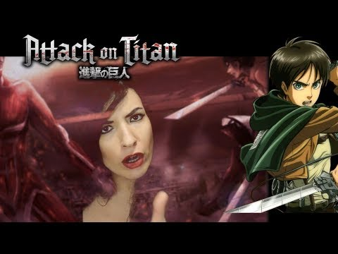 Attack on Titan op 1 Italian Version ( Shingeki no Kyojin Opening 1)