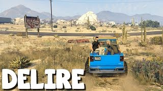 (Video-Delire) GTA 5 Online avec Azz et Marcus - Episode 15