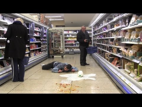 Gallon Smashing Prank Extreme! - Britain's Most Wanted Edition