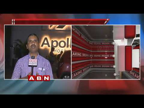 Acid assault on Apollo Hospital Nurse | ABN Telugu