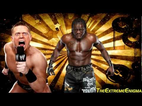 The Miz And R-truth 3rd Wwe Theme Song the Awesome Truth video