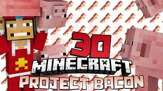 ♠ Project Bacon: Paratroopers of Epicness!!! - 30 - Modded Minecraft Survival ♠