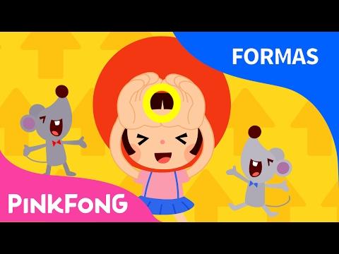 Puedo Hacer Un Círculo   Formas   Pinkfong Canciones Infantiles