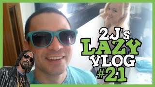 Snoop Dogg & Βλακείες! (Lazy Vlog #21)