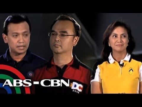 TV Patrol: Bongbong, pinasaringan sa 'Harapan ng Bise' #1