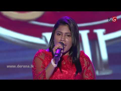 Dream Star Season 07 | Final 24 ( 01st Group ) Nimalka Udayakumari ( 12 - 08 - 2017 )