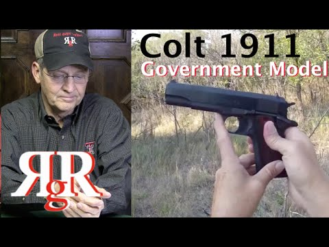 Colt Government Model 1911 Review (1991 Series 80)