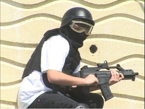 Combat Zone – Paintball & BB Gun action in Bangkok