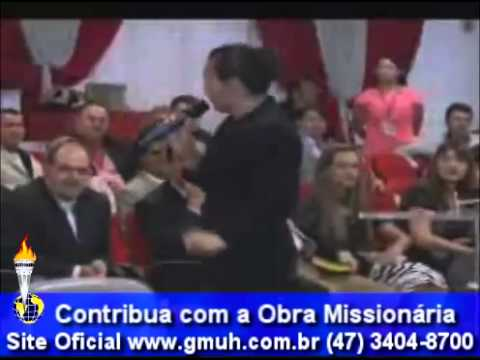 Missionária Erica Gomes Pregação 24/04/2011 - Gideões 2011  - Parte 06/08