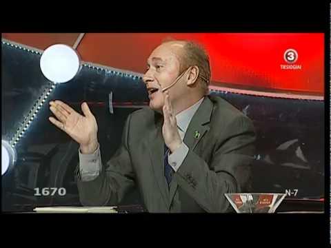 Sok su manim 11-12-09 Justinas Lapatinskas ir Sandra Saikauskaite