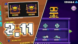 geometry dash 2.11 apk android