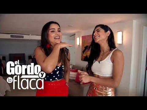 Exclusiva: Clarissa Molina y Alejandra Espinoza nos dan un tour por la casa de NBL | GYF