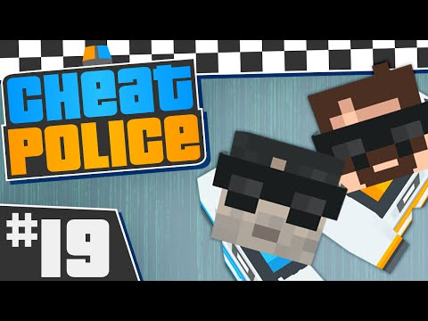 Minecraft - Princess John Connor - Cheat Police #19 (yogscast Complete Mod Pack) video