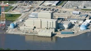 Cooper Nuclear Station Faces Severe Flooding Of Missouri River In Nebraska
