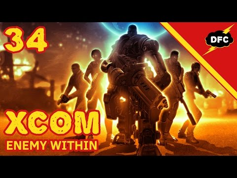 XCOM: Enemy Within - Let's Play - Episode 34: Limited Liability