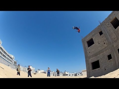 Gaza PK & Freerunning - Huge ! - RUN Media