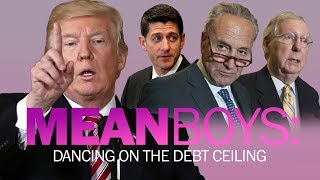 'Mean Boys: Dancing on the Debt Ceiling' | The Washington Post Comedy + Satire
