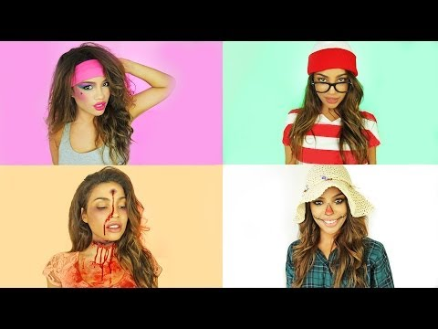 Easy DIY Halloween Costumes Ideas! | AndreasChoice