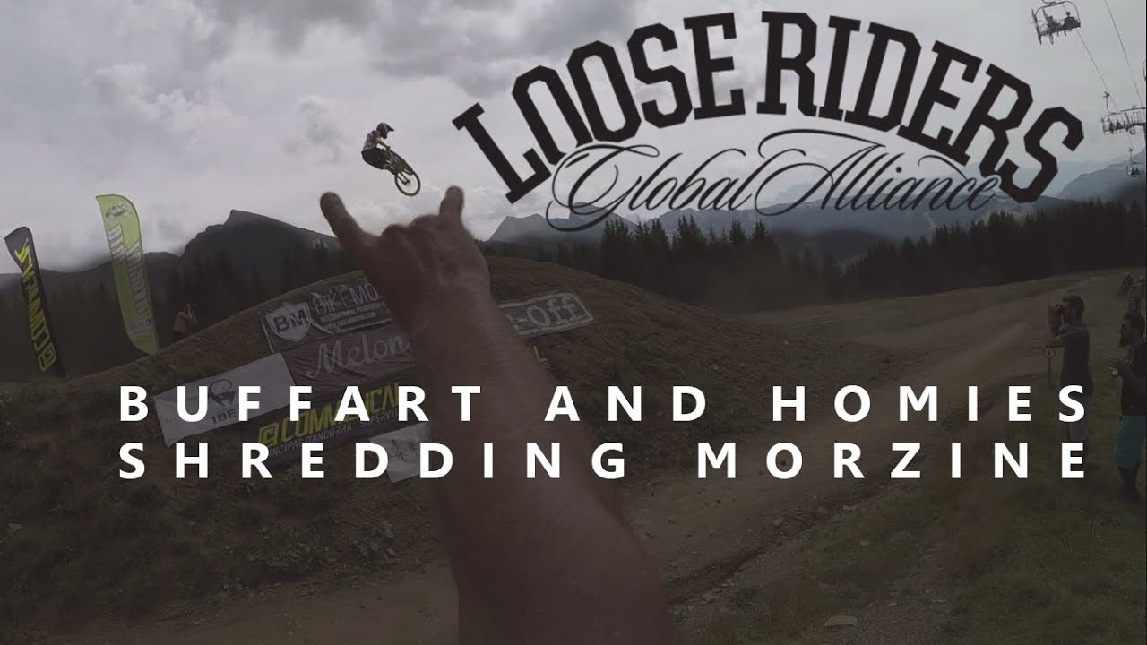 Loose riders