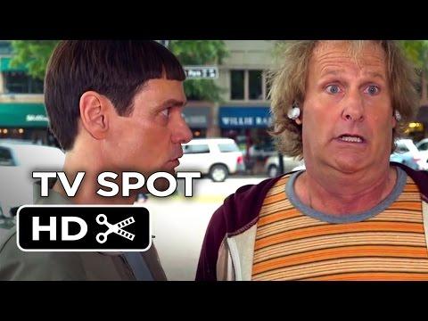Dumb and Dumber To TV SPOT - Pedal Faster! (2014) - Jim Carrey, Jeff Daniels Movie HD