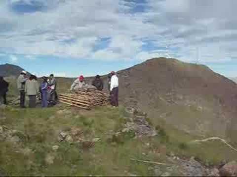 Carhua Eterna Novia de los  Andes - Mayo