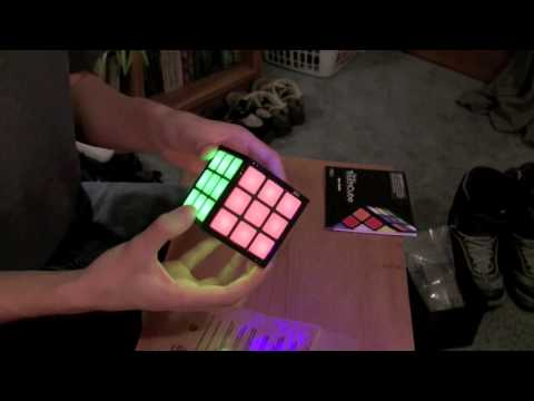 Rubik s Touchcube Unboxing and Review
