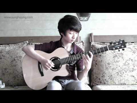 Sungha Jung - Maroon 5 - This Love