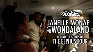 Janelle Monae and Wondaland Go Behind the Scenes of The Eephus Tour