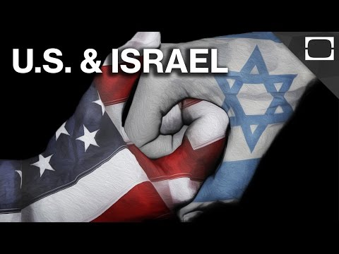 Why Does The U.S. Love Israel?