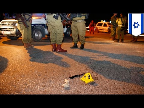 Israel vs Palestine: Israeli stabbed to death in West Bank new car attack