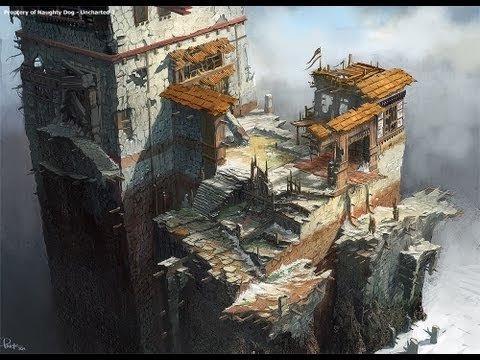 Environment Design for Entertainment II Class with James Paick