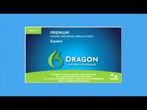 Como descargar e instalar Dragon Naturally Speaking 11 español