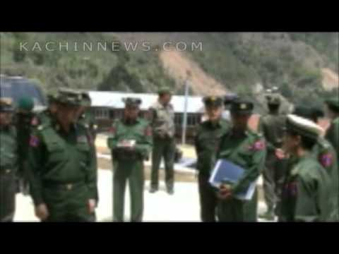 Burma Govt: Fueling Intra-Tribal War (Burmese)