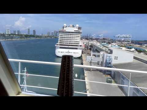 Carnival Splendor - Captains Suite- Room 9203 Walkthrough 6/ 2016