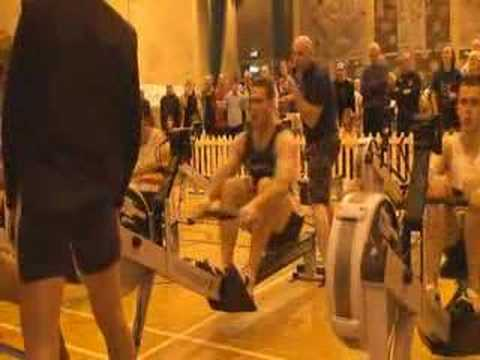 Rob Smith 500m World Record (1:15.9) Video