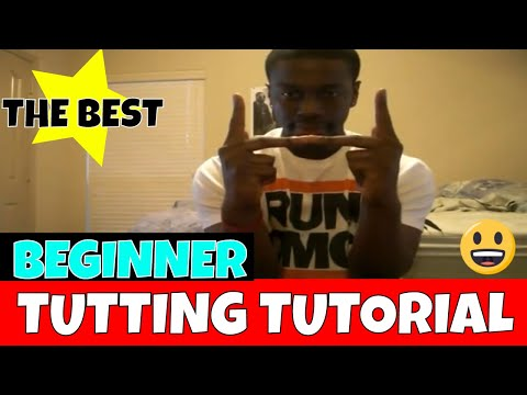 BEST Tutting Tutorial| INSANE Finger Tutting| How to Tut For Beginners
