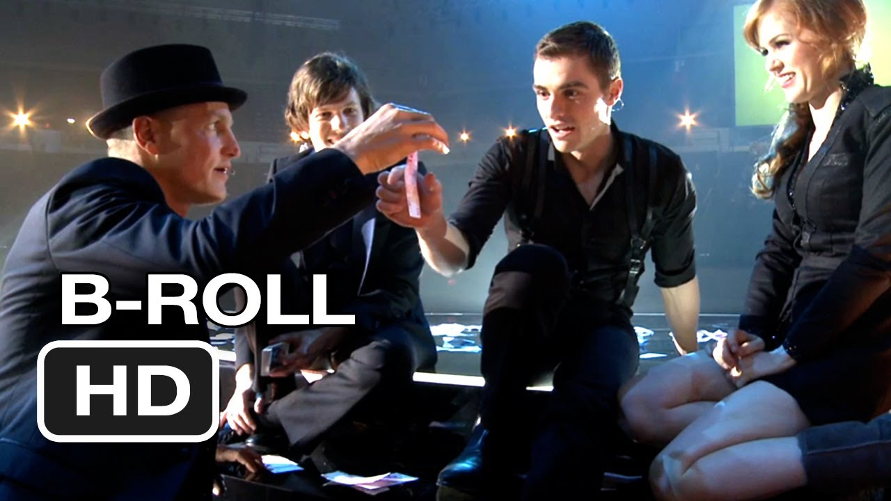 Now You See Me Movie Stage Now You See Me Complete B-Roll