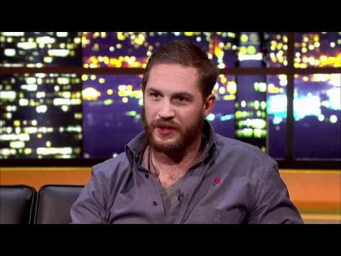 Batman-News.com | Tom Hardy talks 'The Dark Knight Rises' on Jonathan Ross