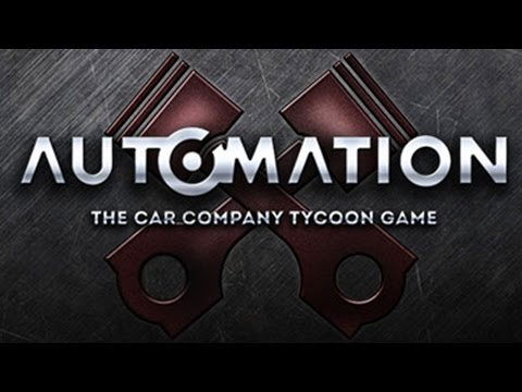 Let's Try: Automation - The Car Company Tycoon Game [Early Access]