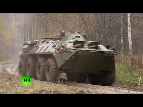 RAW: Massive drills of Strategic Missile Forces begin in Russia