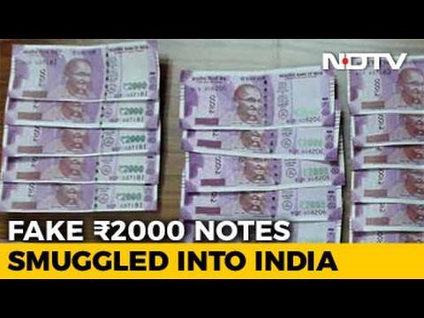 How Fake 2,000 Notes Are Smuggled Into India From Bangladesh Border