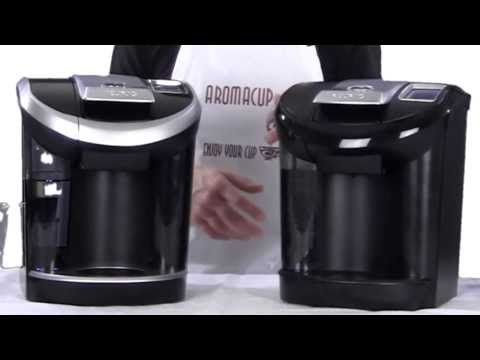 Keurig VUE V700 vs V600 Coffee Maker - Exclusive Comparison and Review