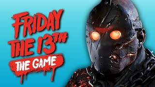 NEW SAVINI JASON! | Friday The 13th: The Game #11 (ft. MiniLadd, Ohm, & More)