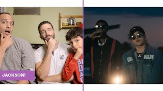 NON K-POP FAN REACTS TO JACKSON WANG - DIFFERENT GAME (OFFICAL VIDEO) FT. GUCCI MANE (GOT7 REACTION)