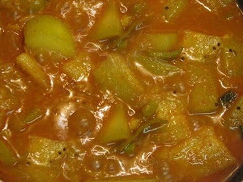 How to make SORAKAYA PULUSU Recipe in Telugu Photo Image Pic