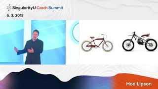 Future of Mobility I Hod Lipson I Our Driverless Future I SingularityU Czech Summit 2018